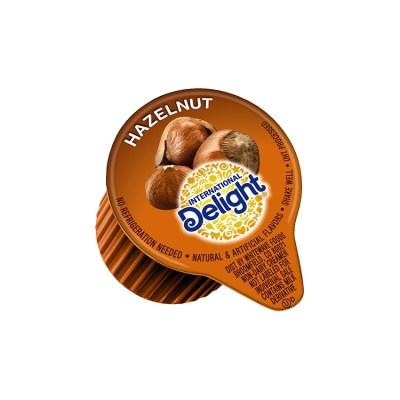 International Delight Hazelnut Creamers