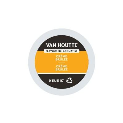 Van Houtte Creme Brûlée K-cups 24/box