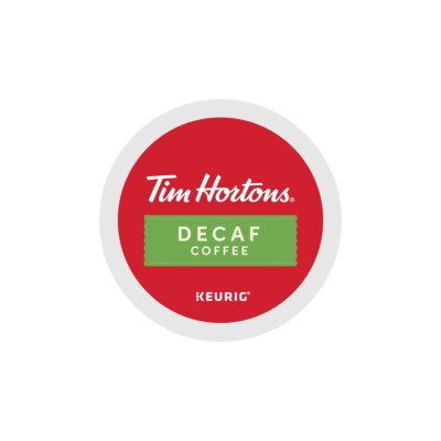Tim Hortons Decaf K-cups 24/box