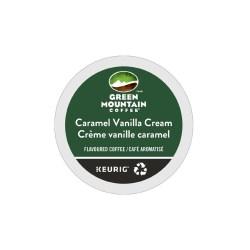 Caramel Vanilla Cream K-cups 24/box