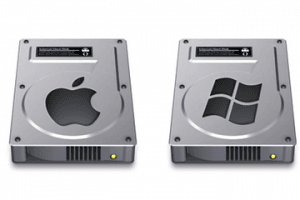 MacBook dual boot Yosemite Windows