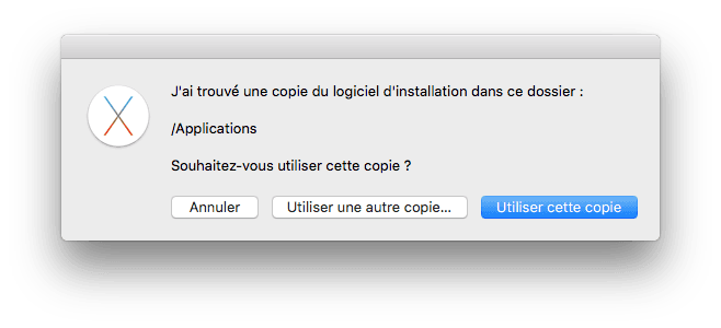 el capitan dans applications
