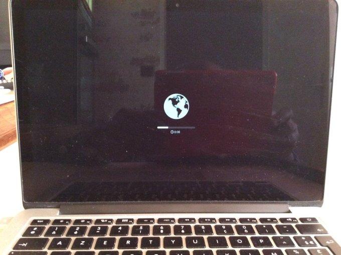 reinstaller un macbook par internet telechargement