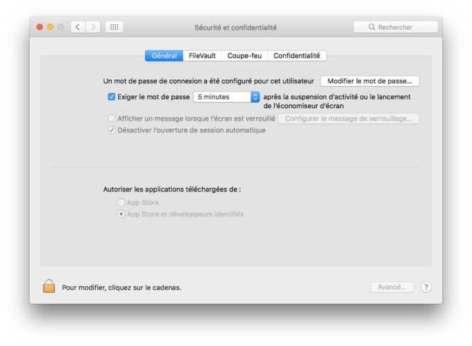 Ouvrir les Apps non identifiees sur macOS Sierra gatekeeper