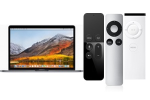 Jumeler une Apple Remote a son Mac