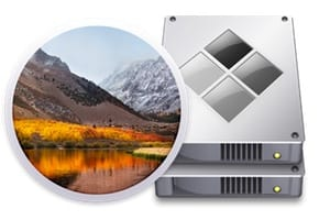 Dual boot macOS High Sierra Windows 10 tutoriel