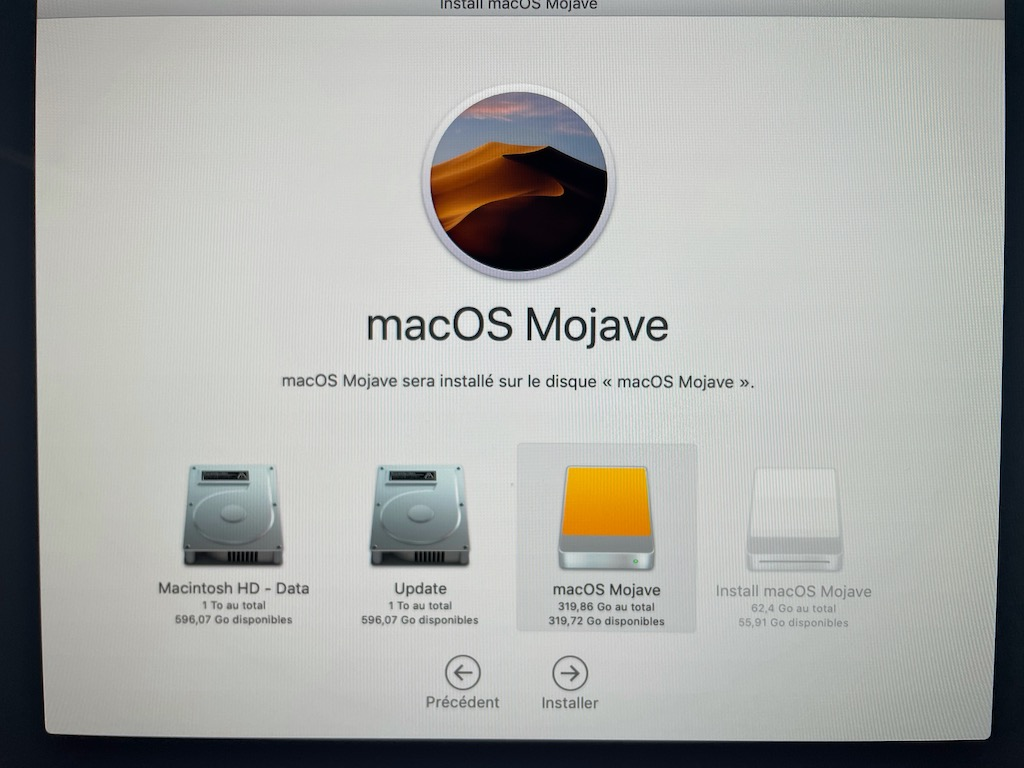 dual boot big sur mojave how to