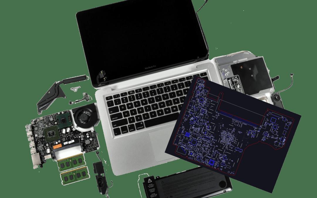 Mac Book Logic Board Repair
