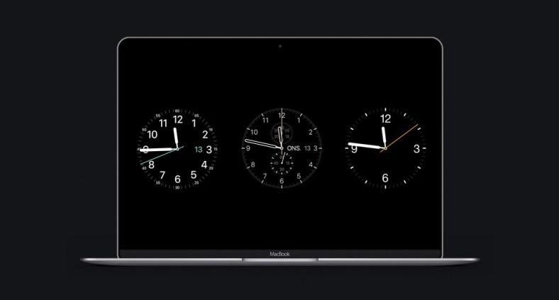 Apple Watch Mac Screensaver