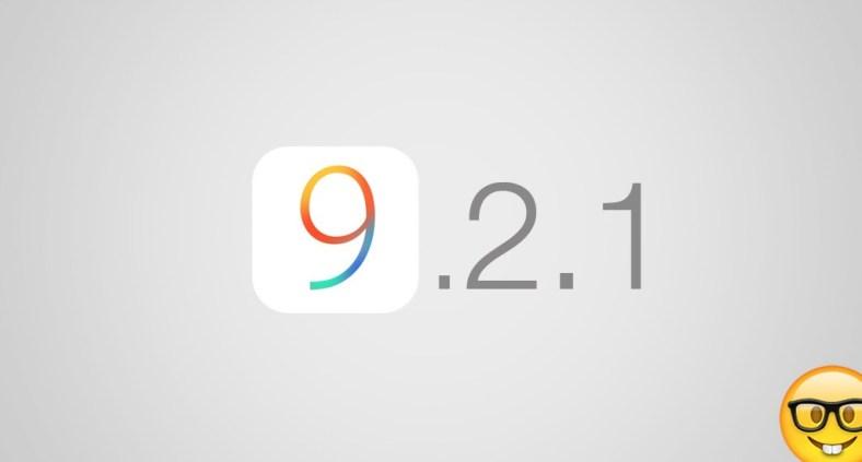 Aggiornamenti di sicurezza e bugfix con iOS 9.2.1