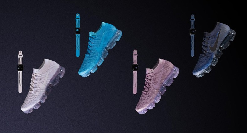 Nuovi Nike Apple Watch Sports Bands Day to Night Collection