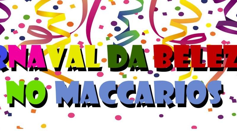 Carnaval de descontos no Maccarios ..