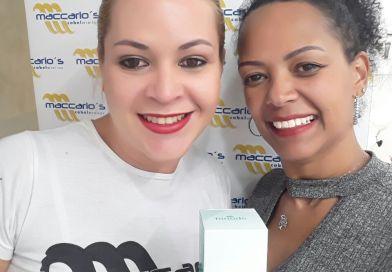 Ganhadoras da Campanha interna , Hidratação de Ouro Maccarios