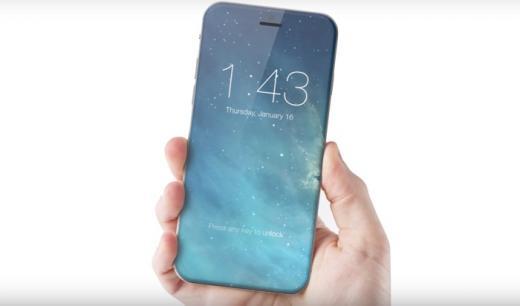 Появились новые сведения об iPhone 8