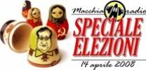 Macchiaradio Speciale elezioni 2008