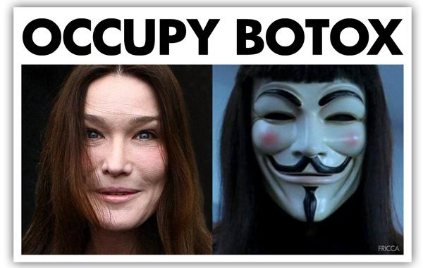 Occupy Botox
