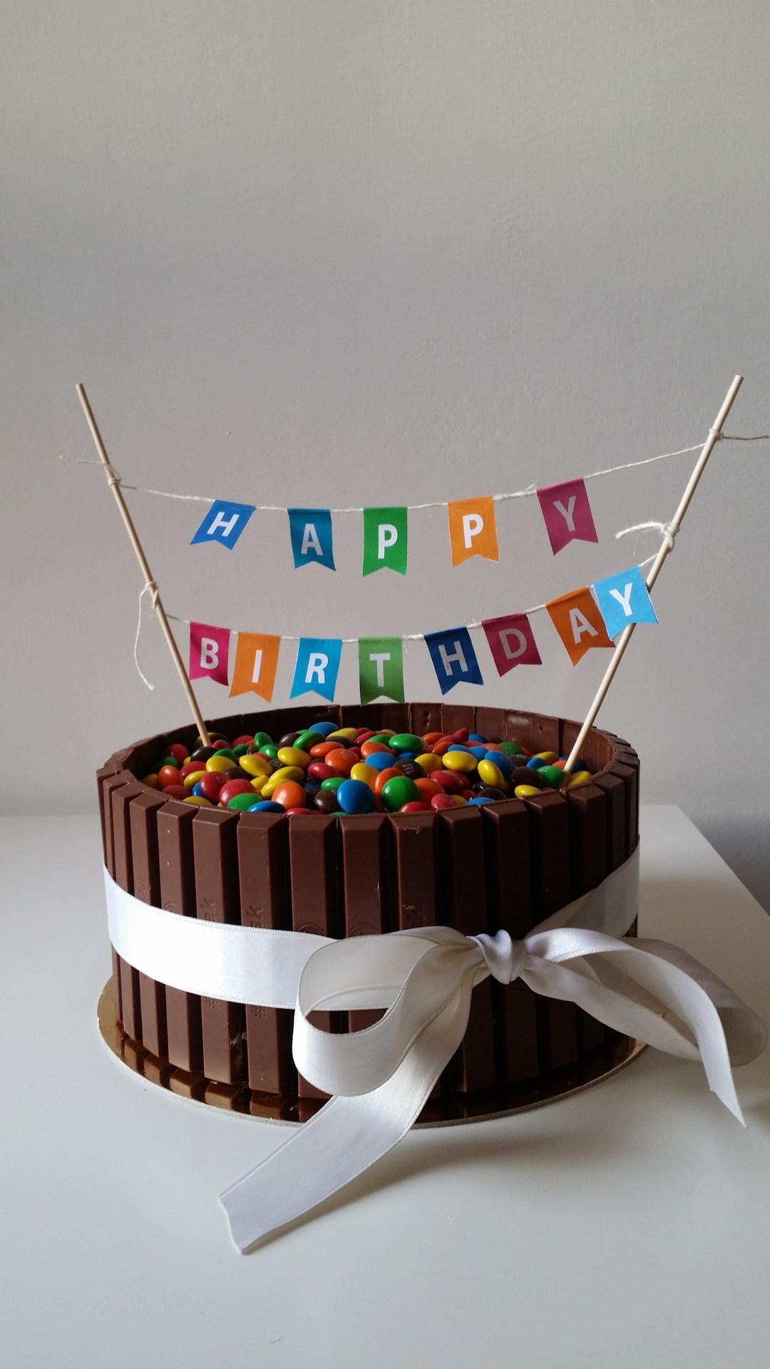 torta compleanno_smarties