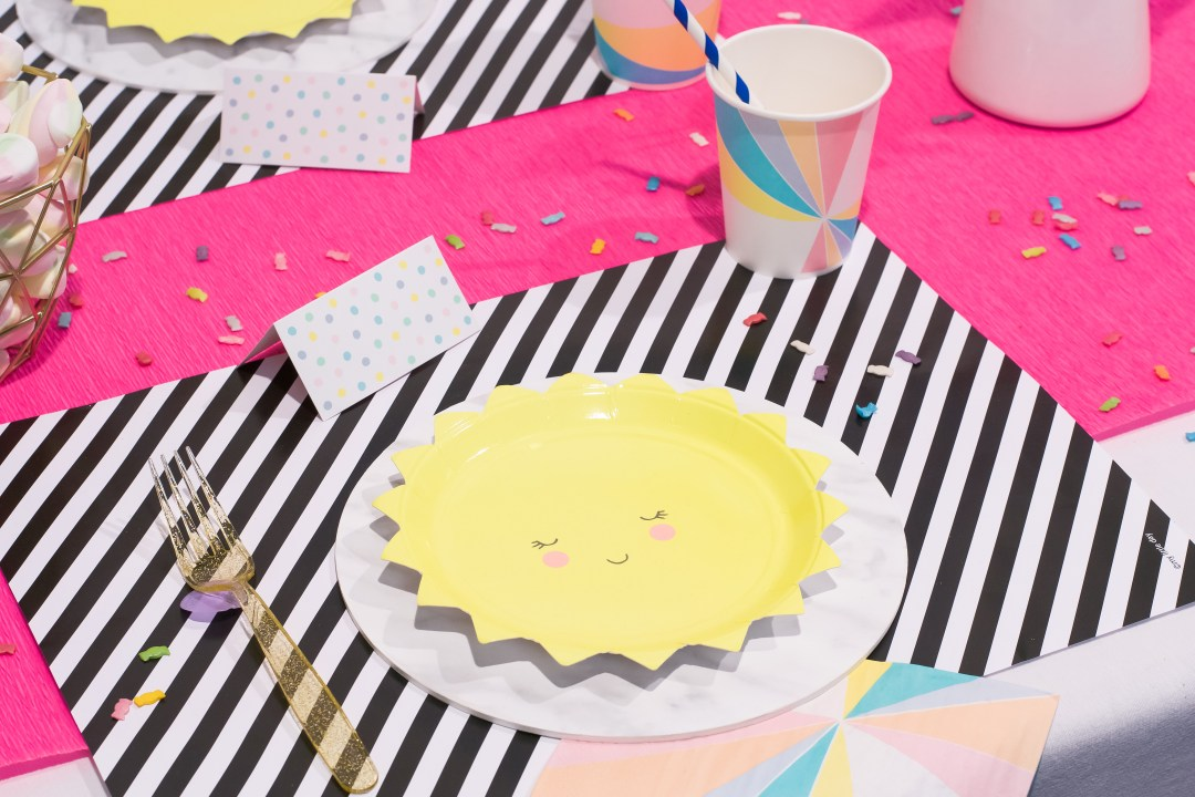 Candy Party Table Set