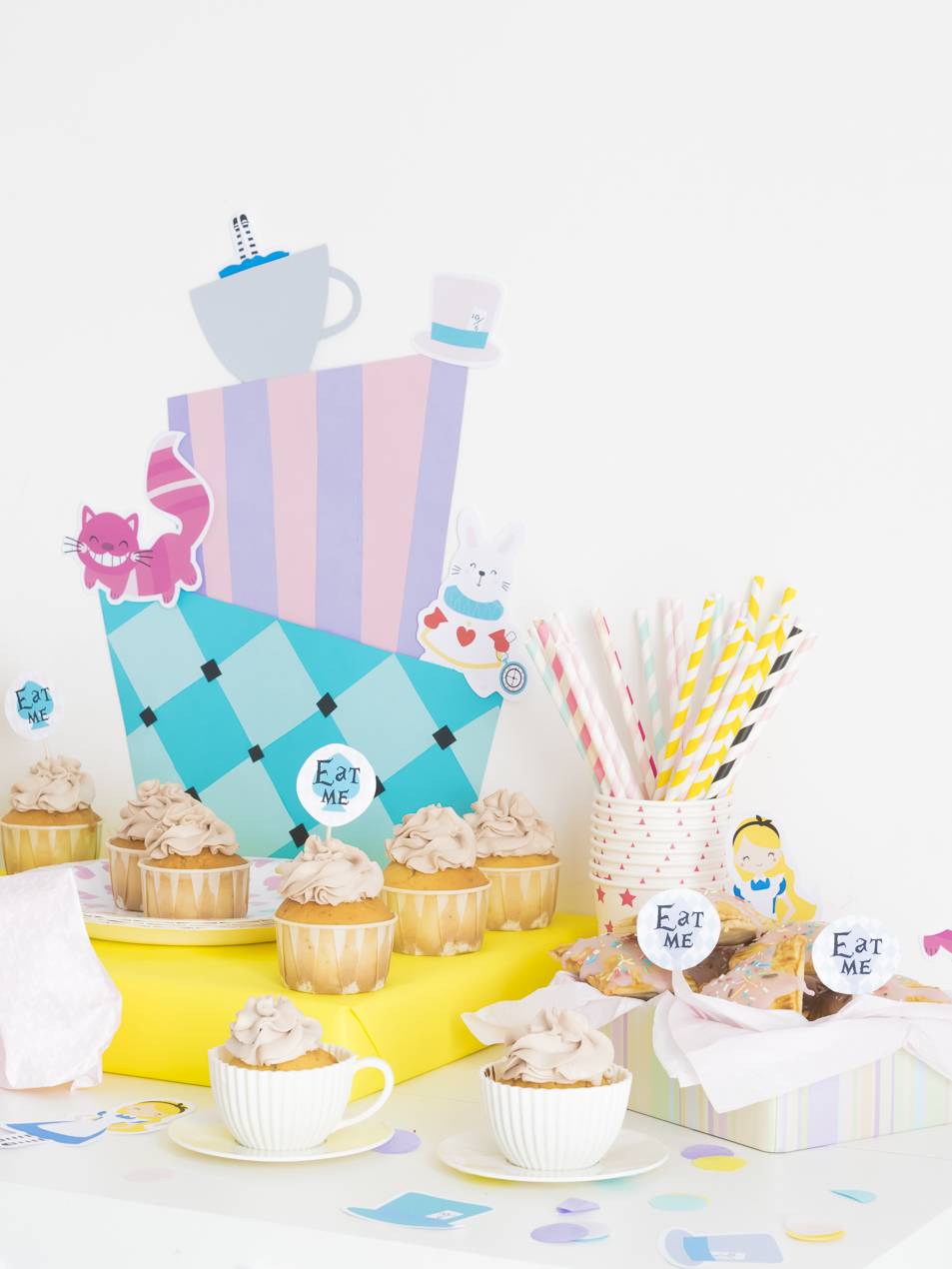 alice party_cake