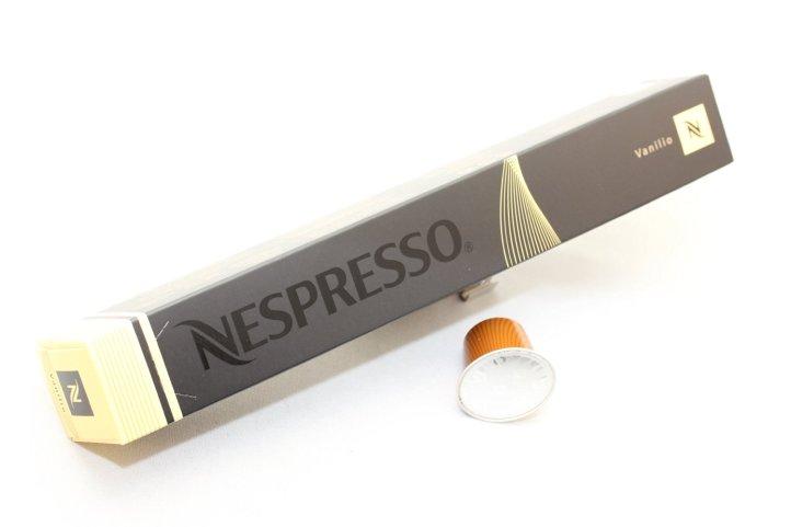 nespresso Vanilio