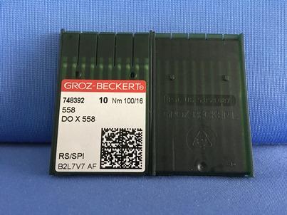 Aghi-Groz-Beckert-558-100-16
