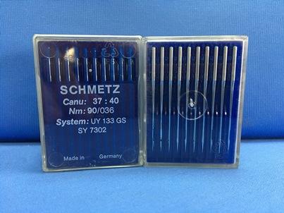 Confezione da 10 aghi UY 133 GS Nm 90