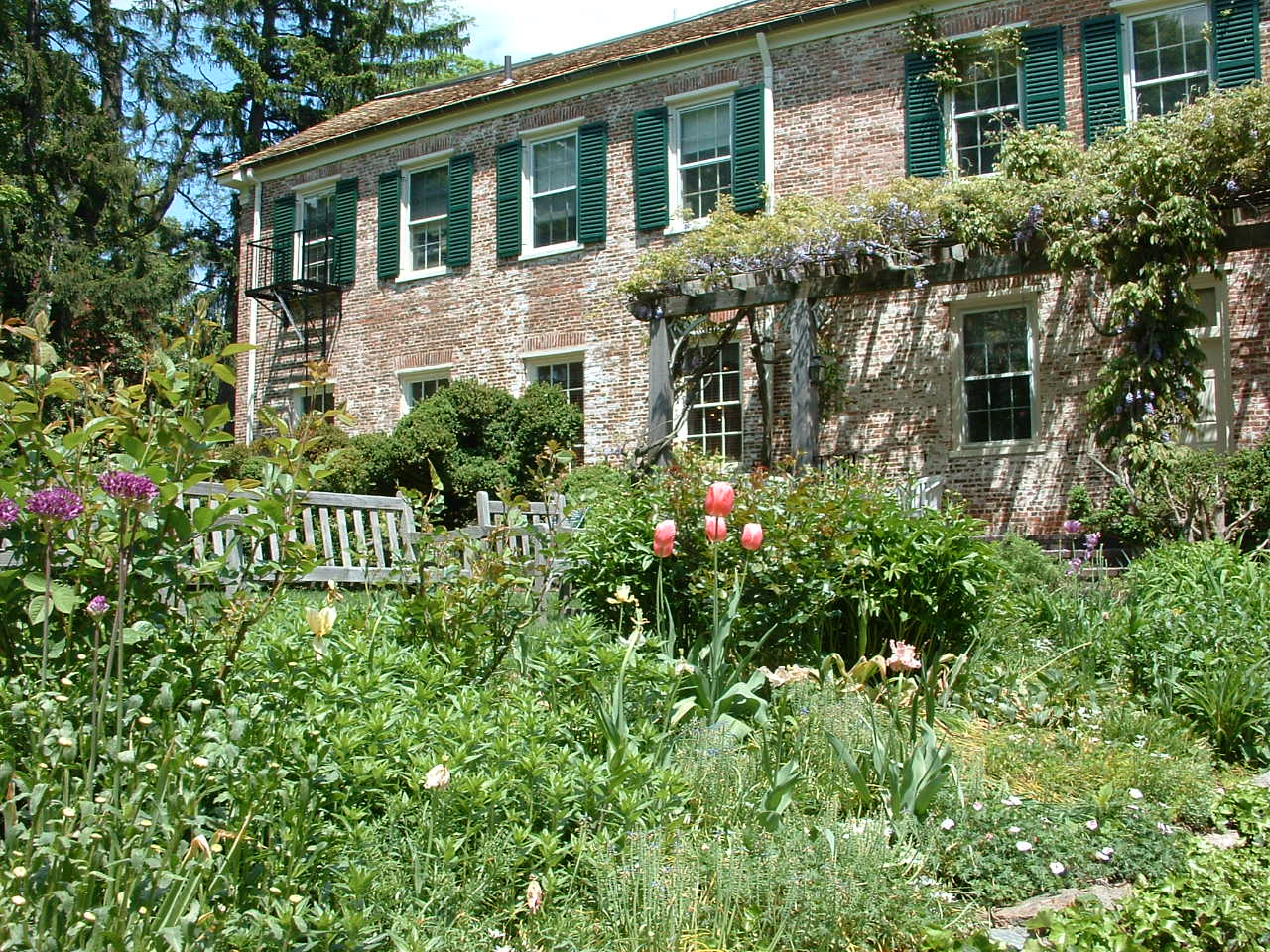 Spring Gardens Of Macculloch Hall Historical Museum, Morristown, New  Jersey, Contact Us For