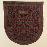 Kerman Saddle Rug, Macculloch Hall Carpet Collection