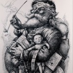 Thomas Nast's Merry Old Santa Claus / Group Tours