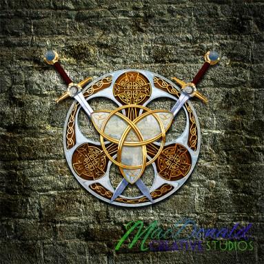 Celtic artwork