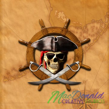 Pirate Jolly Roger