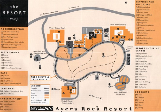 Ayers Rock Resort Yulara