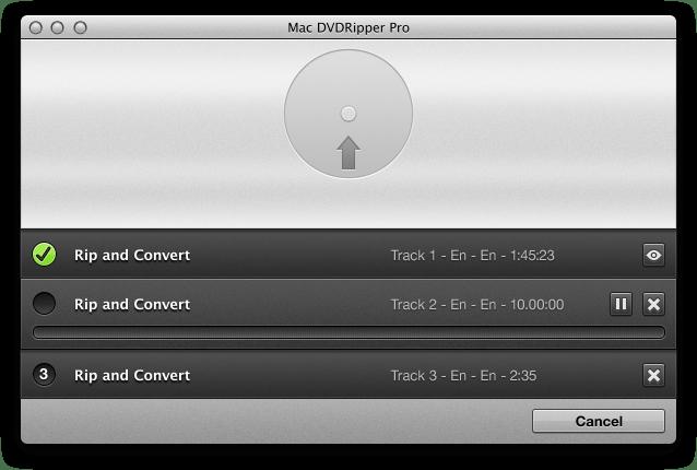 Mac DVDRipper Pro 9.1 Mac 破解版 破解版 - DVD光盘转录复制工具