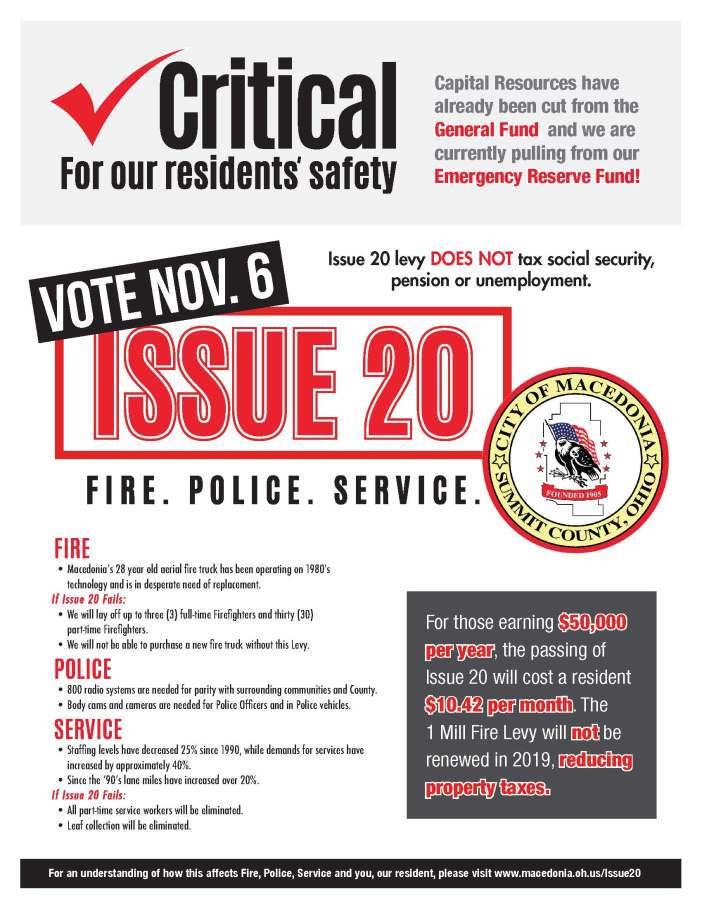 Issue 20 General Flyer