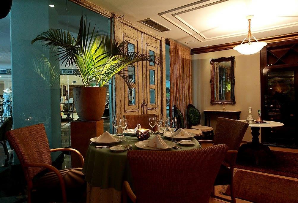 restaurante sofisticado em maceió