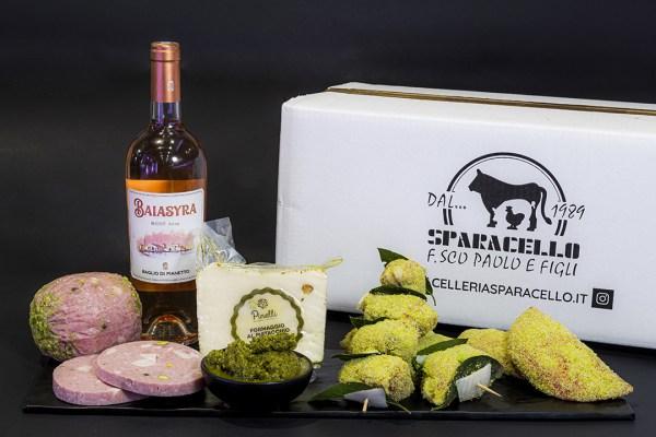 Box Pistacchio Lovers - Macelleria Sparacello
