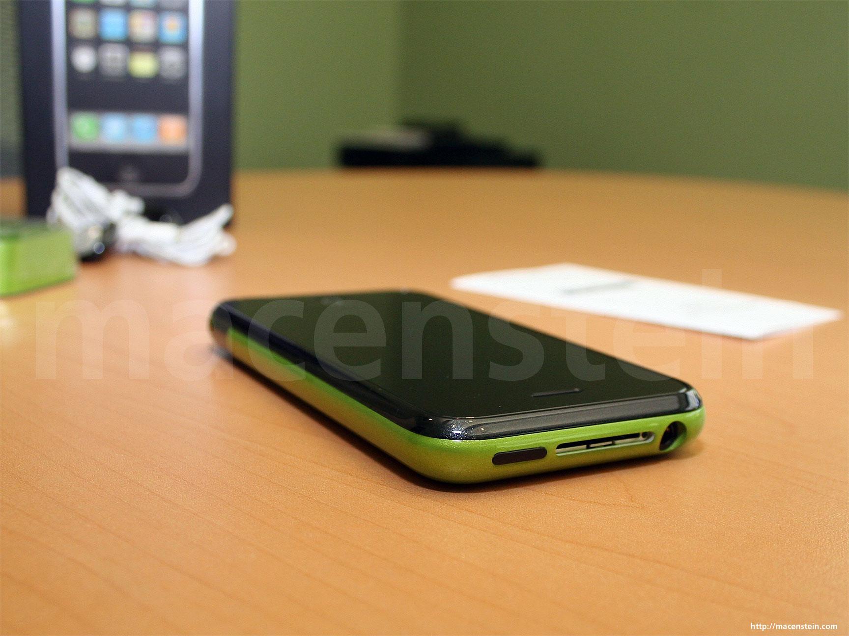 Review: ColorWare iPhone paint job