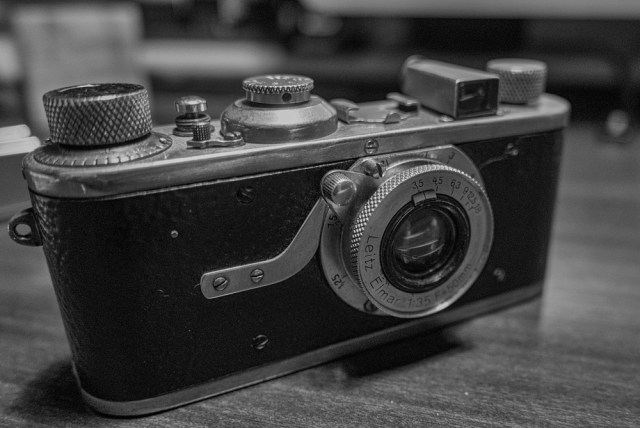 The 1930 Leica I is a triumph of engineering perfection that offers any keen photographer high performance with the minimum size possible