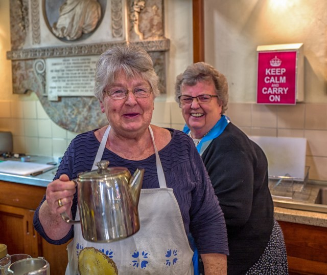 Ladies wot brew: The church tearooms at Whip-Ma-Whop-Ma-Gate in York