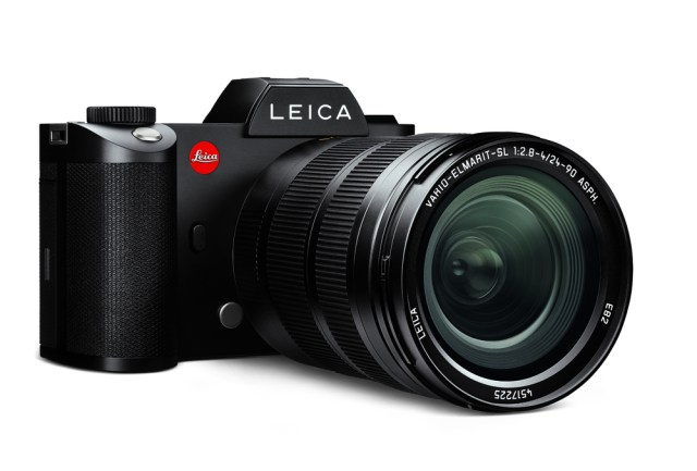 The Leica SL with the 24-90mm is undoubtedly large, undoubtedly on the heavy side. But slip in an APS-C sensor, slim down the size and weight, use the excellent TL-mount cropped lenses and it could be the perfect middle weight contender to boost Leica sales