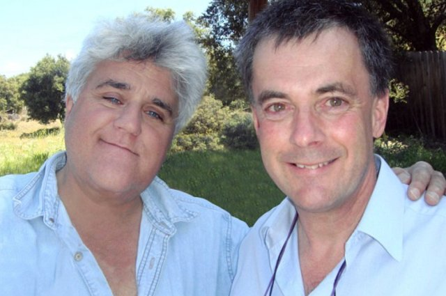 Jay Leno bought Robert White