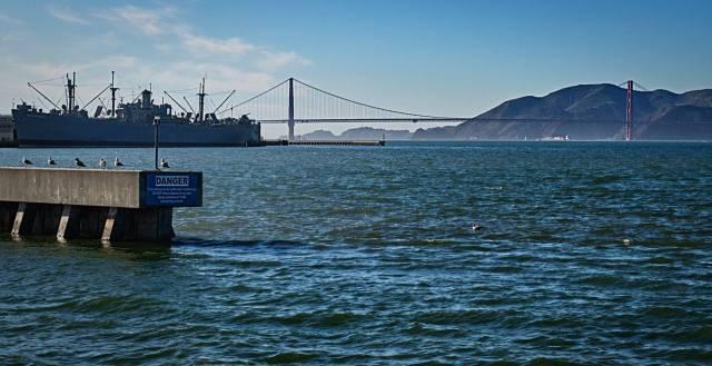 San Francisco Bay, X-T20 and 50-140mm at 50mm