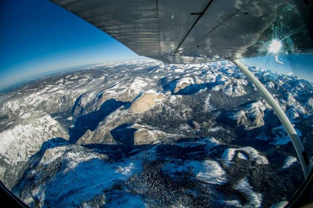 Half Dome – Yosemite National Park