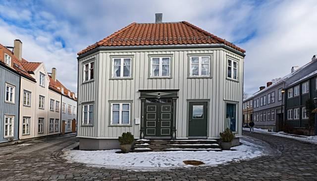 Old Town Trondheim