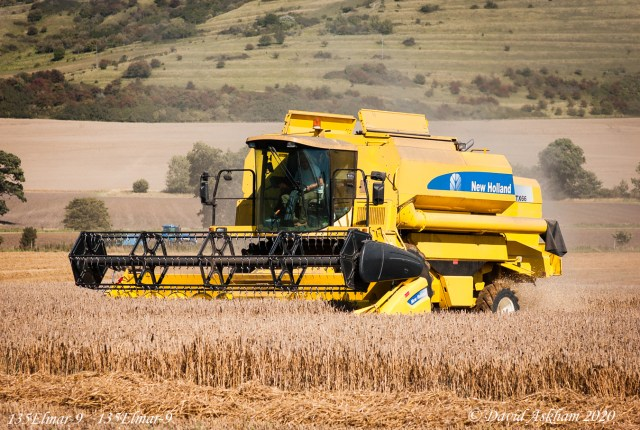 Harvesting (Leica M8 with Leica 135mm f/4 Elmar lens)