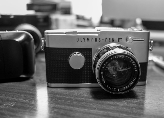 One of the colossi of the photographic world, the Olympus brand is now under threat