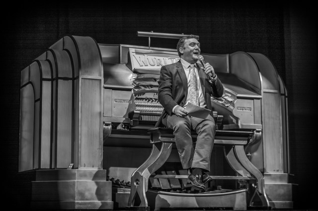 The Wurlitzer at Leicester Square Odeon, Leica Monochrome (Mike Evans)