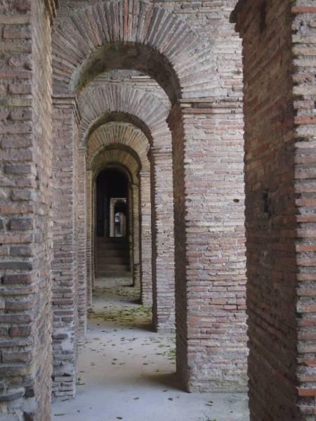 Museum of hte Aurelian Wall
