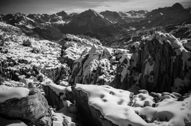 Gottesackerplateau, Kleinwalsertal. Leica M10-M with 35mm Summilux 1/125s f/2.8 ISO 1600 Infrared Filter 715