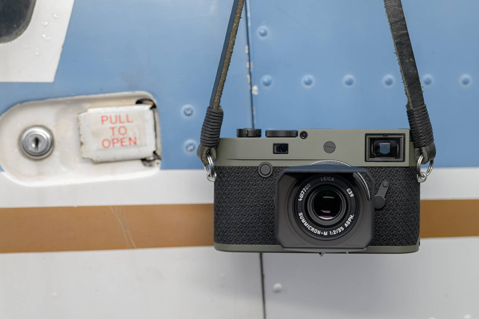 Leica M10-P Reporter: A tough nut for the aspiring photojournalist -  Macfilos